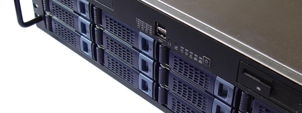 Gerenciamento completo dos Servidores de domínio, de Sistemas e de Internet